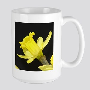 Yellow Daffodil Large Mug